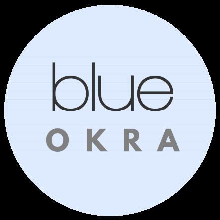 Blue Okra